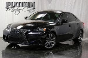 2014 Lexus IS 4dr Sport Sedan Automatic AWD