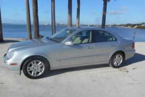2006 Mercedes-Benz E-Class E 320 CDI 4dr Sedan
