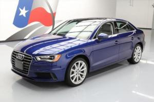 2015 Audi A3 1.8T PREMIUM PLUS SEDAN SUNROOF NAV