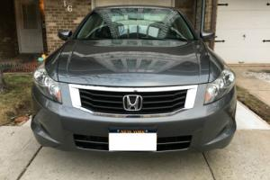 2010 Honda Accord HONDA ACCORD EX