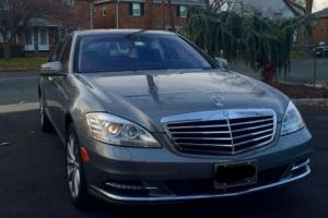 2012 Mercedes-Benz S-Class S350 - BLUETEC Photo