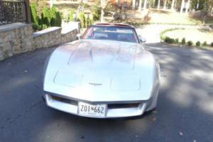 1980 Chevrolet Corvette Stingray Limited Edition T-Top