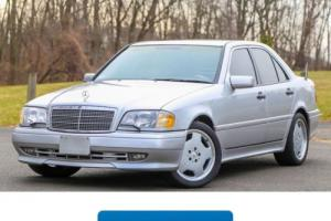 1995 Mercedes-Benz C-Class C36 Photo