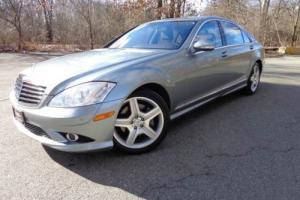 2008 Mercedes-Benz S-Class S 550 4MATIC AWD 4dr Sedan