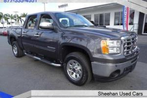 2010 GMC Sierra 1500 SLE Crew Cab Work Or Play This Truck is Ready!