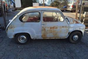 1964 Fiat Other 600D Photo