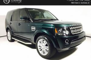2015 Land Rover LR4 LUX Photo