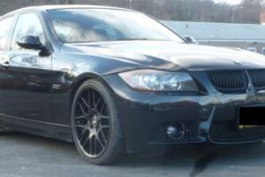 2006 BMW 3-Series M sport wheels/ ground effects