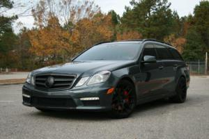 2013 Mercedes-Benz E-Class E63 AMG S-Model