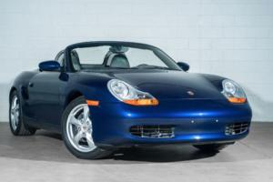 2002 Porsche Boxster 2dr Roadster 5-Speed Manual