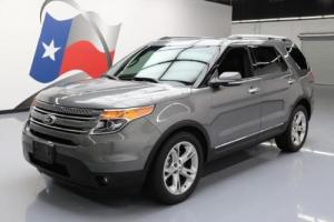 2013 Ford Explorer LIMITED 7-PASS HTD LEATHER 20'S