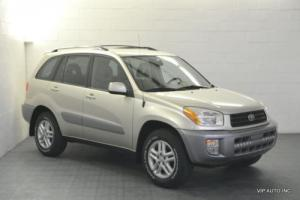 2001 Toyota RAV4 4dr Automatic 4WD