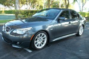 2010 BMW 5-Series TURBO MTECH