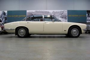 1976 Jaguar XJ V12 5.3 Fuel Injected Series 2