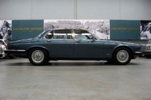 1985 Jaguar Sovereign Series 3 XJ6 4.2