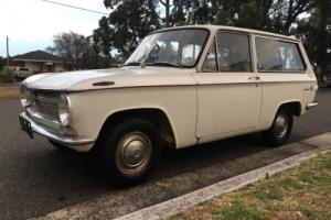 RARE MAZDA 800 estate wagon 1960's suit rotary mazda 1200 1000 rx2 ute coupe