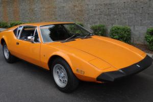 1973 De Tomaso Other Pantera L Photo