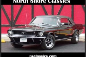 1968 Ford Mustang -NICE PONY-EXCELLENT DRIVER QUALITY-ONE SHARP CLAS