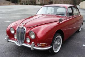 1964 Jaguar MARK 2 34S