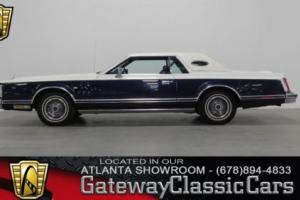 1979 Lincoln Continental Mark V for Sale