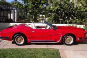 1988 STUTZ BEARCAT II Photo