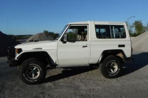 1989 Toyota Land Cruiser BJ-74