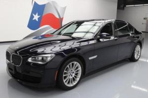 2013 BMW 7-Series 750LI XDRIVE AWD CLIMATE SEATS SUNROOF NAV