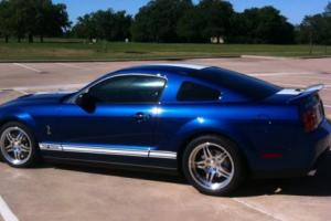 2009 Ford Mustang Shelby GT 500