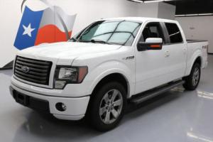 2011 Ford F-150 FX2 SPORT CREW 5.0 HTD LEATHER 20'S