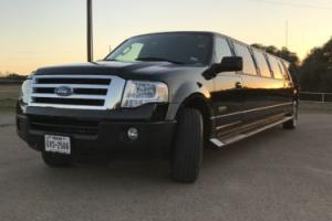 """2007 Ford Expedition 140 """" Stretch Limo"""