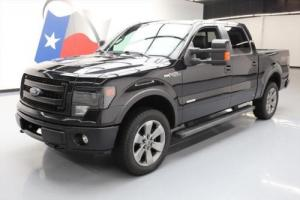 2013 Ford F-150 CREW FX4 4X4 ECOBOOST SUNROOF NAV