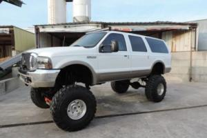 2000 Ford Excursion Limited Only 86k Miles Lifted Monster!!!!