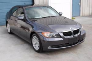 2007 BMW 3-Series 328i Premium Package Automatic Sedan 30 mpg