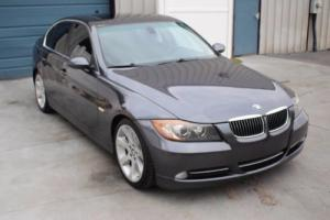 2008 BMW 3-Series 335i Sport Premium Package 3.0L Twin Turbo Automatic Sedan