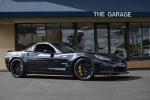 2013 Chevrolet Corvette 2dr Coupe ZR1 w/3ZR