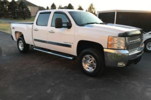 2008 Chevrolet Other Pickups Crew cab Photo