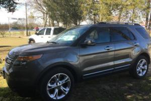 2011 Ford Explorer LT