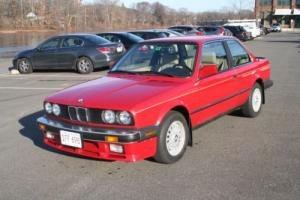 1987 BMW 3-Series is (sport)