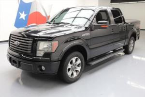 2010 Ford F-150 FX2 CREW AUTO BLUETOOTH ALLOYS