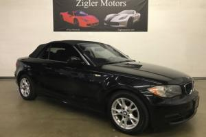 2009 BMW 1-Series 128i Convertible Prem Package Keyless start