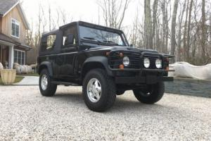 1997 Land Rover Defender D90