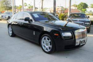 2010 Rolls-Royce Ghost Sedan - $299k MSRP