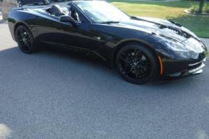 2015 Chevrolet Corvette 8 Speed Paddle Shift Auto