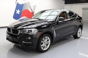 2015 BMW X6 XDRIVE35I AWD SUNROOF NAV HUD REAR CAM