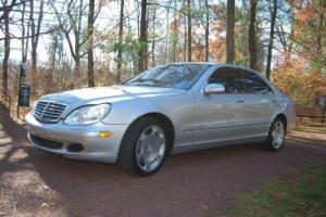 2005 Mercedes-Benz S-Class S55 S65 S 600 55 65 Photo