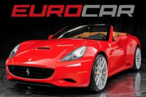 2010 Ferrari California Photo