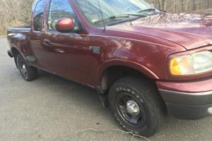 2003 Ford F-150 Step body crew cab