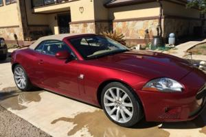 2007 Jaguar XK XK 2dr Convertible Photo