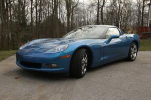 2010 Chevrolet Corvette base model