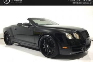 2007 Bentley Continental GT Conv